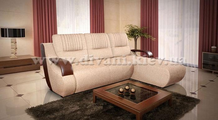 Рио-2Н угловой - мебельная фабрика Фабрика Ливс. Фото №1.   Диваны для нирваны