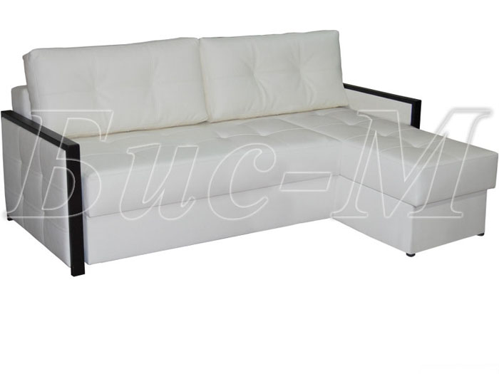Ніка  з отоманкою - мебельная фабрика Бис-М. Фото №2. | Диваны для нирваны