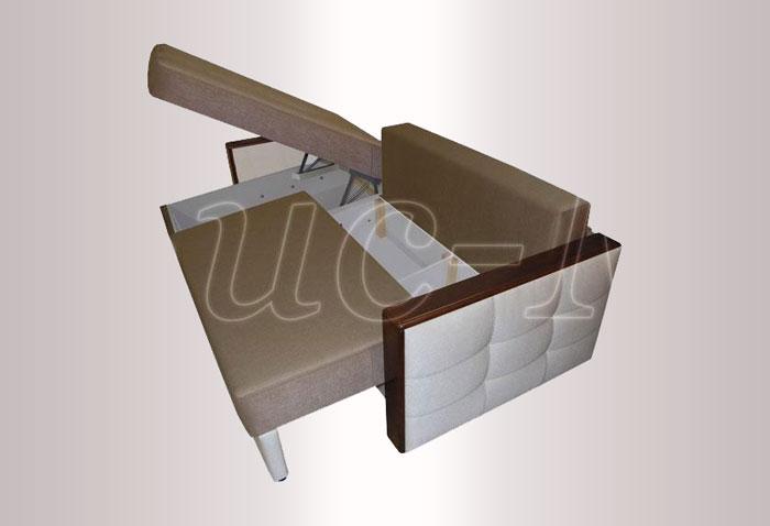 Ніка  з отоманкою - мебельная фабрика Бис-М. Фото №5. | Диваны для нирваны